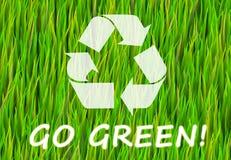 Va el verde Foto de archivo libre de regalías