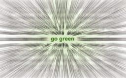 Va il verde! Immagine Stock Libera da Diritti