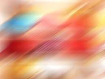 Vaag kleurrijk backround Stock Foto