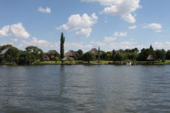 Vaal River South Africa Stock Photo