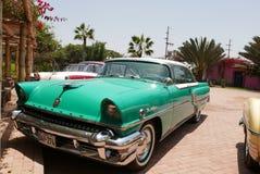 Vaardigheidsvoorwaarde van een Mercury Montclair-coupé in Lima Royalty-vrije Stock Foto