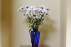 Vaas van bloemen Stock Foto