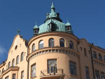 Vaasa, Finlandia Fotografia de Stock Royalty Free