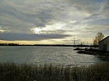 Vaasa-Landschaft Stockfoto