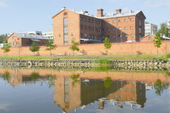 Vaasa prison Royalty Free Stock Photography
