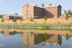 Vaasa prison royalty free stock photography