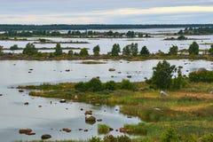Vaasa Replot in Finland royalty-vrije stock afbeeldingen