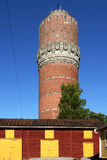 Vaasa water tower Royalty Free Stock Images