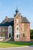 VAASSEN, NETHERLANDS - september 15, 2015: Front view of Castle Stock Photos