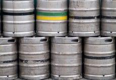 Vaatjes bier Royalty-vrije Stock Fotografie