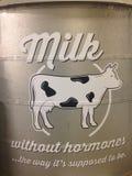 A vaca grande Foto de Stock