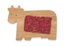 Vaca santamente Imagens de Stock Royalty Free