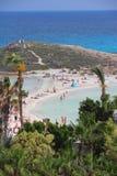 Vacaciones de Chipre Imagen de archivo libre de regalías