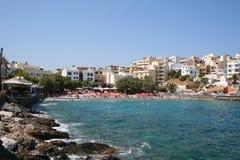 Vacaciones de Crete. Imagen de archivo libre de regalías