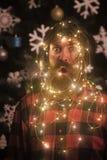 Vacaciones de invierno y Navidad foto de archivo libre de regalías
