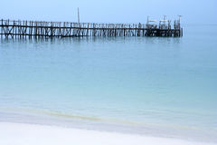 Vacaciones de la isla Imagen de archivo libre de regalías