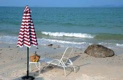 Vacaciones de la playa imagen de archivo libre de regalías