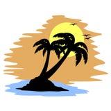 Vacaciones de verano Imagen de archivo
