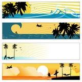 Vacaciones de verano ilustración del vector
