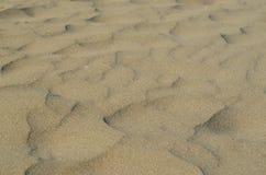 Vacaciones de verano del amor en la arena de la playa Imagen de archivo libre de regalías
