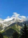Vacaciones de verano en las montañas Fotos de archivo