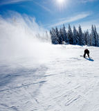 Vacaciones del invierno Foto de archivo libre de regalías