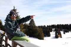 Vacaciones del invierno Imagen de archivo