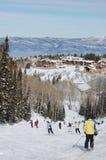 Vacaciones del invierno Imagen de archivo libre de regalías