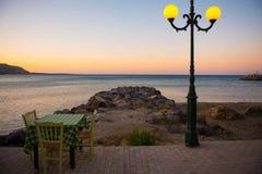 Vacaciones en Creta Fotos de archivo