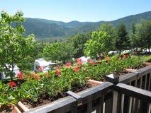 Vacaciones en-La montaña Lizenzfreies Stockfoto
