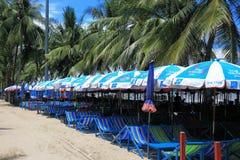 Vacaciones en la playa Foto de archivo
