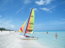 Vacaciones en Varadero Stock Photography