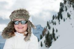 Vacaciones felices del invierno Imagen de archivo libre de regalías