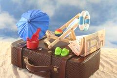 Vacaciones pagadas imagen de archivo libre de regalías