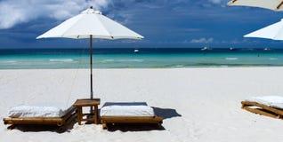 Vacaciones perfectas Imagen de archivo libre de regalías