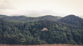 Vacaciones Rumania de la montaña Imagen de archivo