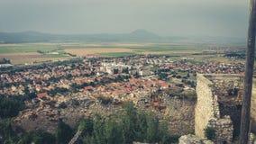 Vacaciones Rumania de la montaña Imagenes de archivo