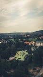 Vacaciones Rumania de la montaña Imágenes de archivo libres de regalías