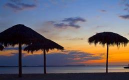 Vacaciones tropicales Imágenes de archivo libres de regalías