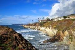 Vacances à la plage Images libres de droits