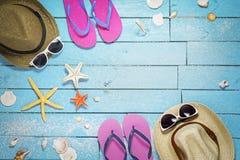 Vacances, été Images libres de droits