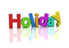 Vacances illustration libre de droits