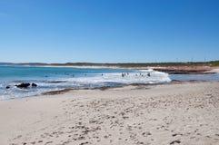 Vacances au point de Jake, Australie occidentale Image stock