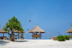 Vacances au soleil Photographie stock
