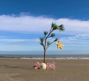 Vacances côtières Image libre de droits