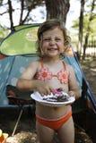 Vacances campantes Photographie stock libre de droits