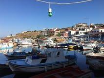 Vacances chez Bozcaada Photo libre de droits