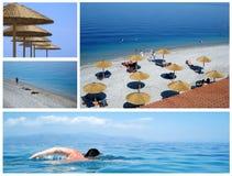 Vacances d'été Photos stock