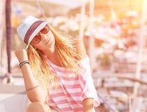 Vacances d'été de luxe Photo libre de droits