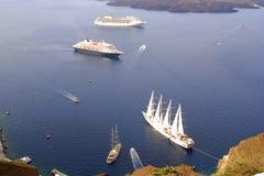 Vacances d'été en Grèce Photos stock